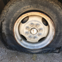 Wanted: 2 - 1968 Original 16.5 x 8.25 Rims